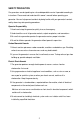 SGE1000M Owner's manual (4 page)