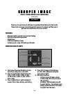 Sharper Image 206321 Owner's manual