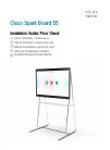 Cisco Spark Board 55 Installation manual